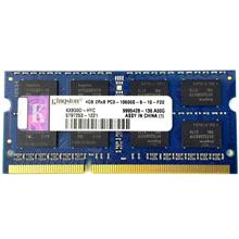 KingSton PC3 10600s 4GB DDR3 1333MHz SODIMM Laptop Memory